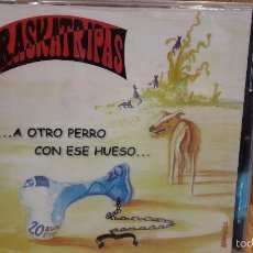 CDs de Música: RASKATRIPAS. A OTRO PERRO CON ESE HUESO. PUNK-TOLEDO. CD / 13 TEMAS / PRECINTADO.. Lote 59157615