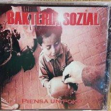 CDs de Música: BAKTERIA SOZIAL. PIENSA UN POKO. CD / SINDROME DISCOS. 13 TEMAS / PRECINTADO.. Lote 59168360