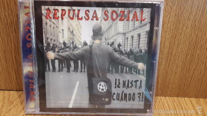 REPULSA SOZIAL. ¿ HASTA CUANDO ? CD / MACHETE RECORDS. 14 TEMAS / PRECINTADO. (Música - CD's Heavy Metal)