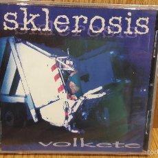 CDs de Música: SKLEROSIS. VOLKETE. CD / DDT - 2001. 11 TEMAS / PRECINTADO.. Lote 59170875