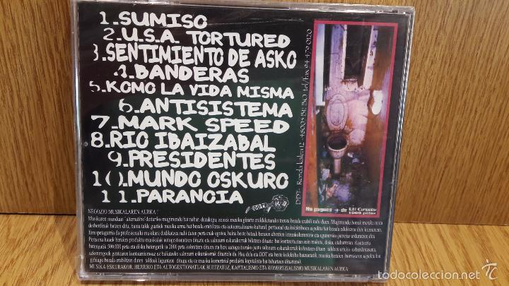 CDs de Música: SKLEROSIS. VOLKETE. CD / DDT - 2001. 11 TEMAS / PRECINTADO. - Foto 2 - 59170875