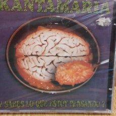 CDs de Música: KANTAMARIA. ¿ SABES LO QUE ESTOY PENSANDO ? CD / ROCKAMBOLE - 12 TEMAS / PRECINTADO.. Lote 59172750
