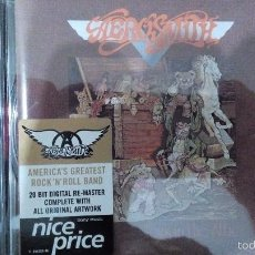 CDs de Música: AEROSMITH TOYS IN THE ATTIC CD. Lote 59182205