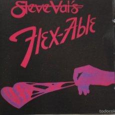CDs de Música: STEVE VAI- FLEX ABLE- FRENCH CD 1984.. Lote 59395410