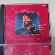 CDs de Música: BARRY WHITE, 3 CD. Lote 59451550