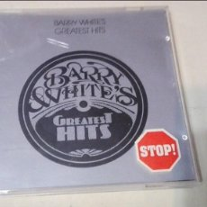 CDs de Música: BARRY WHITE GRANDES EXITOS. Lote 59451645