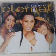 CDs de Música: THE BEST OF ETERNAL. Lote 59453340