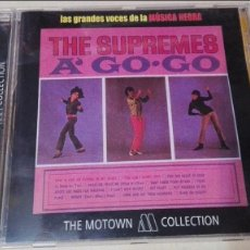 CDs de Música: THE SUPREMES A GO GO. Lote 59453465