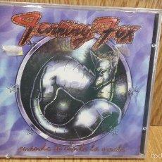 CDs de Música: PARKING FOX. CUANDO SE RINDE LA NOCHE. CD / SEMINOLA RECORDS. 10 TEMAS / PRECINTADO.. Lote 59476474