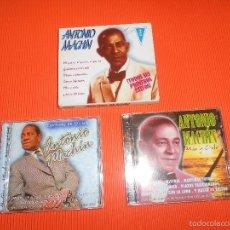 CDs de Música: ANTONIO MACHIN - 2 CD - MAR Y CIELO - ESPERAME EN EL CIELO - ¡ TODOS SUS PRIMEROS EXITOS ! . Lote 59649363
