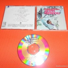 CDs de Música: VICENTE FERNANDEZ ( EL IDOLO DE MEXICO ) - CD - COLUMBIA CDDE 747 - EL REY ... - EDICION DIFICIL. Lote 59658783