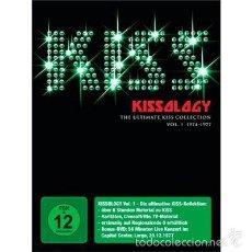 CDs de Música: KISS KISSOLOGY 1974 1977 VOLUMEN I PRECINTADO. Lote 59662119