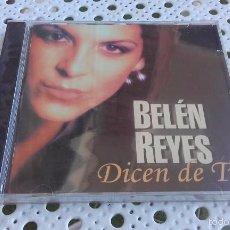 CDs de Música: CD NUEVO PRECINTADO BELÉN REYES DICEN DE TI 11 TEMAS. Lote 59673187