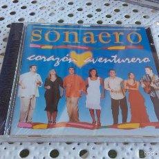 CDs de Música: CD NUEVO PRECINTADO SONAERO CORAZÓN AVENTURERO. Lote 59673259