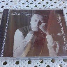 CDs de Música: CD NUEVO PRECINTADO BETO VEGA UNA VOZ PARA EL BOLERO. Lote 59673283