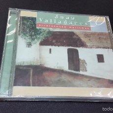 CDs de Música: CD NUEVO PRECINTADO JUAN VALLADARES ATRAVESANDO MARISMAS. Lote 69428963