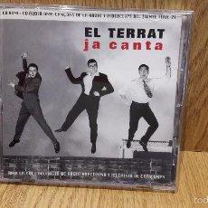 CDs de Música - EL TERRAT JA CANTA. BUENAFUENTE Y CIA, CD AUDIO / CD ROM / PROMOCIONAL - CALIDAD LUJO. - 59686667