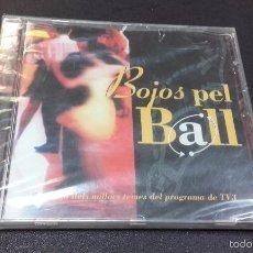 CDs de Música: CD NUEVO PRECINTADO BOJOS PEL BALL BSO BANDA SONORA CON TEMAS ESCOGIDOS PROGRAMA TV3 TELEVISIÓN. Lote 59689891