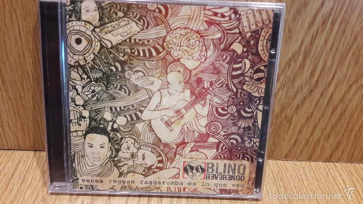 BLIND REVERENDO. VOCES. REGGAE-FLAMENCO-RUMBA. CD / 2012. 12 TEMAS / PRECINTADO. (Música - CD's Reggae)