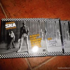 CDs de Música: ESSENTIAL SKA ORIGINAL SKA ANTHEMS TRIPLE CD THE SKATALITES LEE PERRY DESMOND DEKKER BOX SET 3 CD. Lote 59700267