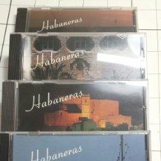 CDs de Música: ANTIGUA COLECCIÓN DE CD HABANERAS AÑO 99. Lote 59706171