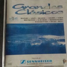 CDs de Música: ANTIGUO CD GRANDES CLÁSICOS AÑO 95. Lote 59709069