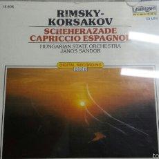 CDs de Música: ANTIGUO CD RIMSKY-KORSAKOV AÑO89. Lote 59709492