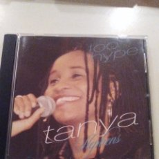 CDs de Música: TANYA STEPHENS TOO HYPE ( 1997 VP RECORDS ) D CALLO COLLINS DON YUTE. Lote 59715467