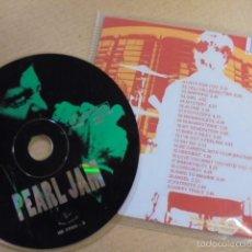 CDs de Música: PEARL JAM DIRECTO LIVE - RECOPILATORIO NO OFICIAL - MUY BUEN SONIDO. Lote 59726599