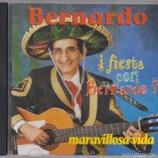 CDs de Música: BERNARDO CD MARAVILLOSA VIDA 1999. Lote 59805780