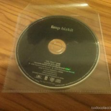 CDs de Música: LIMP BIZKIT. MY WAY. CD PROMO EN FUNDA DE PLÁSTICO CON UN TEMA. BUEN ESTADO.. Lote 59876216