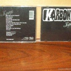 CDs de Música: KARBON 14 - LISERGIC - CD . Lote 59918531