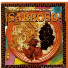 CDs de Música: CD ¡ SABROSO ! THE AFRO-LATIN GROOVE ( JOE CUBA, WILLIE ROSARIO, MONGO SANTAMARIA, RAY BARRETTO,ETC . Lote 59928203