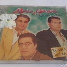 CDs de Música: CD NUEVO PRECINTADO ARTE Y COMPÁS PONLE SON RUMBA SALSA. Lote 59953807
