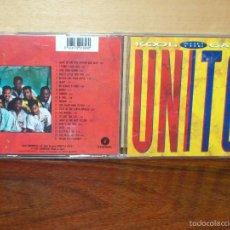 CDs de Música: KOOL & THE GANG - UNITE - CD. Lote 59986523