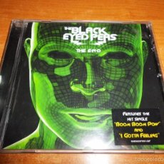 CDs de Música: THE BLACK EYED PEAS THE END CD ALBUM DEL AÑO 2009 EU CONTIENE 16 TEMAS I GOTTA FEELING. Lote 60063675