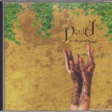 CDs de Música: DOULA - IN THE GARDEN - MÚSICA ÁRABE - ROLOVERMARYEM 1997 - EDICIÓN CANADÁ. Lote 60101323