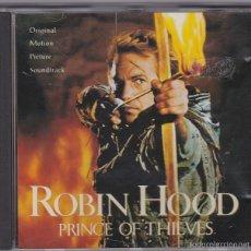 CDs de Música: MICHAEL KAMEN - ROBIN HOOD: PRINCE OF THIEVES (ORIGINAL MOTION PICTURE SOUNDTRACK) . Lote 60123603