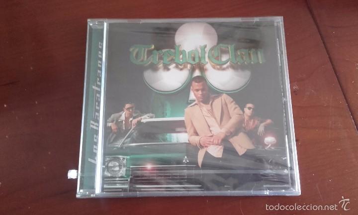 trebol clan los bacatranes album