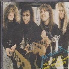 CDs de Música: METALLICA - GARAGE DAYS AND MORE - CD UNOFFICIAL RELEASE (DEMOS). Lote 60270855