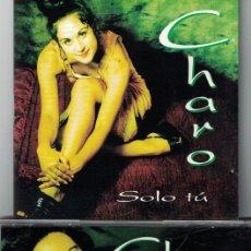 CDs de Música: FLAMENCO, COPLAS, RUMBAS, SEVILLANAS - CHARO - SOLO TU. Lote 60332919