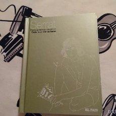 CDs de Música: SERRAT. CADA LOCO CON SU TEMA. EL PAIS. Lote 60389291