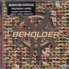 CDs de Música: BEHOLDER DEBUT ALBUM ULTR@R@RE SPANISH HEAVY METAL CD PRIVATE 2002. Lote 60439387