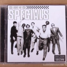 CDs de Música: THE SPECIALS - THE BEST OF (CD + DVD) 2000. Lote 60456683