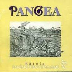 CDs de Música: PANGEA – RÀTZIA CD JOSEP CULLELL RAMIS . Lote 60459419
