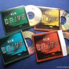 CDs de Música: REM (4 CD/S/CARTON) DRIVE CDS/CTON USA 1992 PDELUXE. Lote 60506439