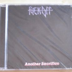 CDs de Música: FUCK OFF: ANOTHER SACRIFICE // LEGION, SLAYER, ANGELUS APATRIDA, KRISIS.... Lote 60526675