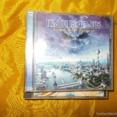 CDs de Música: IRON MAIDEN. BRAVE NEW WORLD. CD. 2000. Lote 60531963