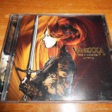 CDs de Música: VANEXXA SER Y VENCER CD ALBUM DEL AÑO 2008 CONTIENE 14 TEMAS SUBTERFUGE. Lote 60533859