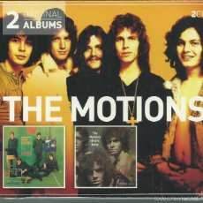CDs de Música: MOTIONS - AN INTRODUCTION / ELECTRIC BABY - CD DOBLE UNIVERSAL 2013 NUEVO. Lote 60561127